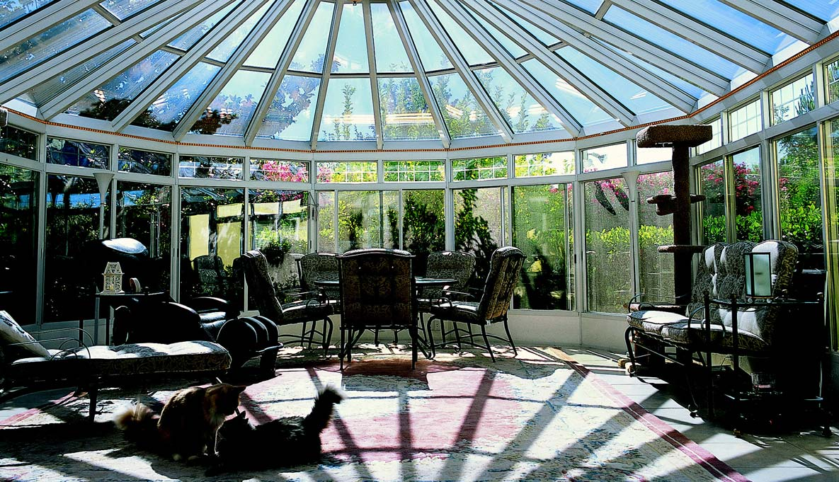 Conservatory Sunrooms