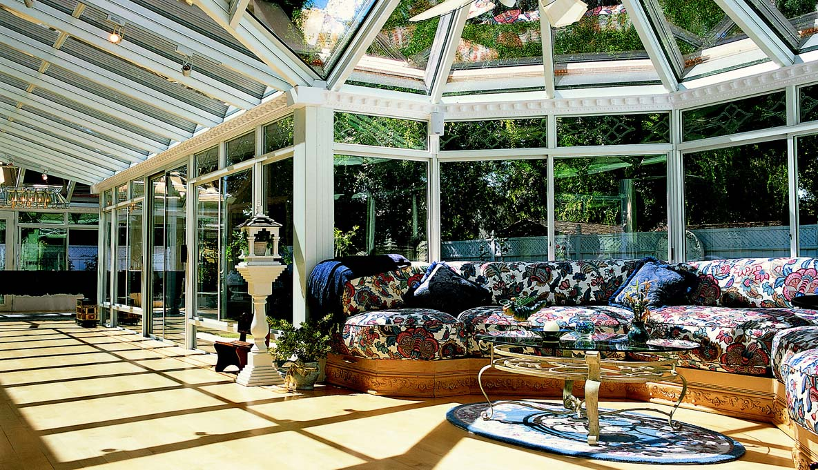 Stand Alone Conservatory Designs : Conservatory designs for bay area homeowners