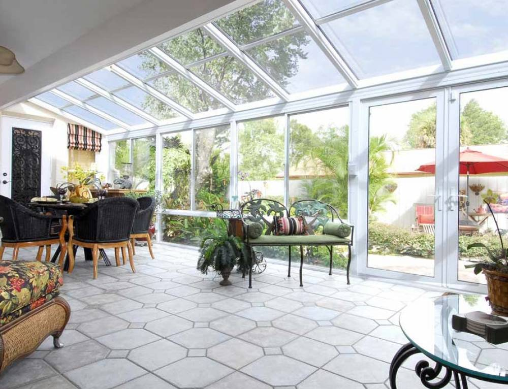 History of Sunrooms