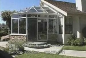 Conservatory in Orinda, CA