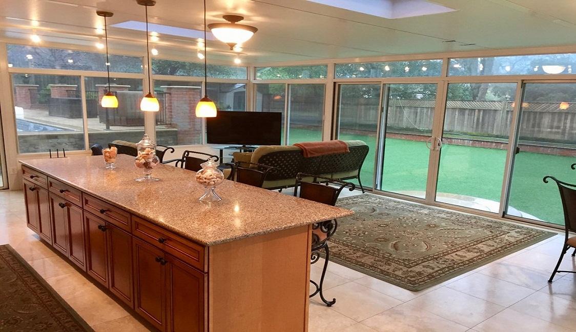 Kitchen Interior Lafayette, CA