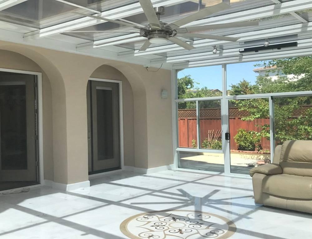 Glass Roof Installation Service San Ramon, CA